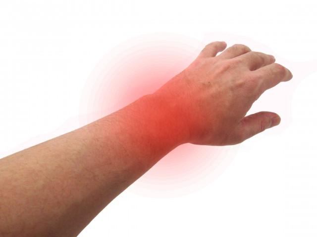 手首の痛みとは